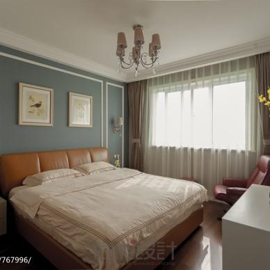 摩登时代现代卧室装修设计