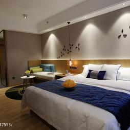 酒店式公寓样板间设计