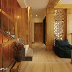 现代别墅过道装修设计