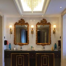 欧式别墅卫浴设计