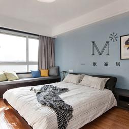现代卧室榻榻米装修