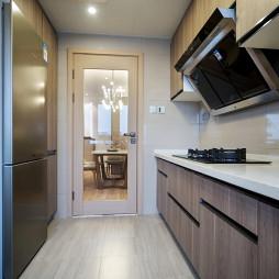 现代厨房吊顶装修