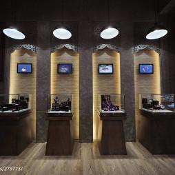 古格天韵藏传文玩珠宝展示中心设计图片
