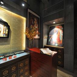 古格天韵藏传文玩珠宝展示中心设计欣赏