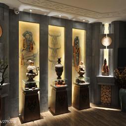 古格天韵藏传文玩珠宝展示中心装修设计
