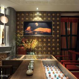古格天韵藏传文玩珠宝展示中心设计图片大全