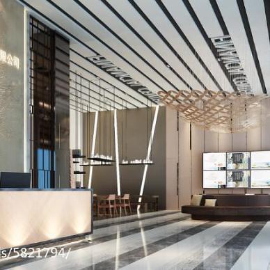 广州中小微金融服务中心办公空间_2179452