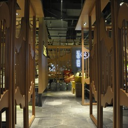 火锅餐厅装修设计