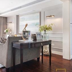 美式客厅垭口装修设计