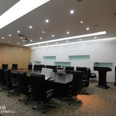 长城战略咨询大会议室设计