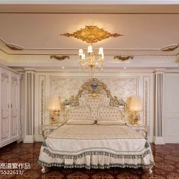 法式卧室吊顶效果图