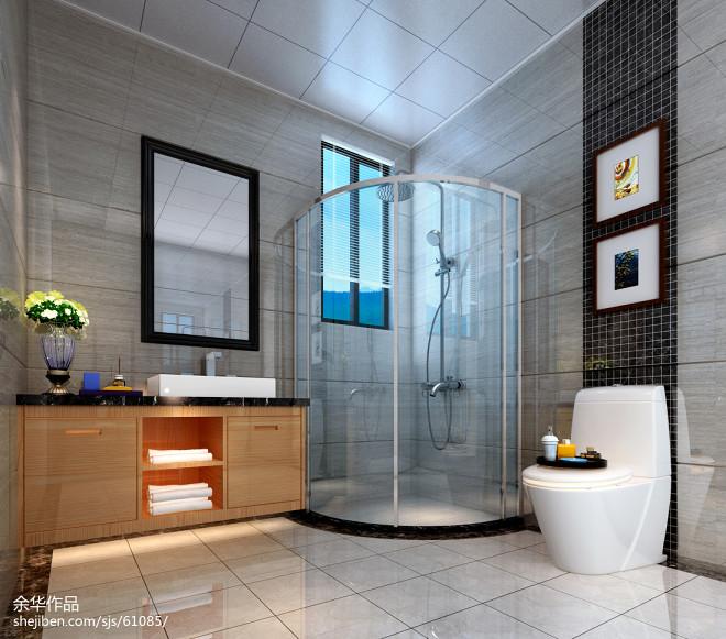 美丽华淋浴房装修图片