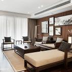 中式客厅背景墙图片