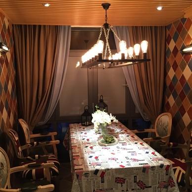 星河湾混搭餐厅设计