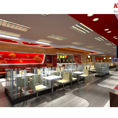 快餐店设计_2193291