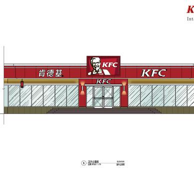 快餐店设计_2193293