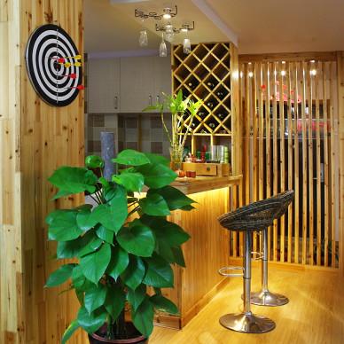 室内设计有限公司吧台装修