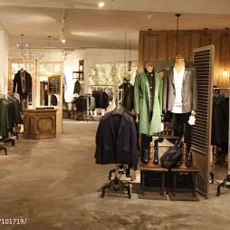 品牌服装店装修设计