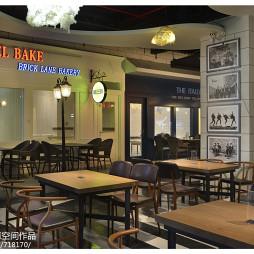 咖啡餐厅装修图片