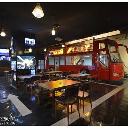 咖啡餐厅装修设计效果图