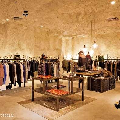 混搭服装店设计图片欣赏