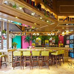 明艳咖啡厅设计