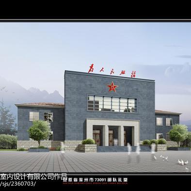安徽73091部队礼堂