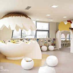 幼儿园教室设计欣赏