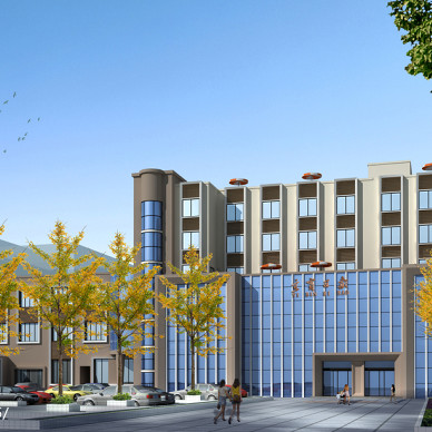 四川宜宾日报社印刷中心修建改造工程_2208715
