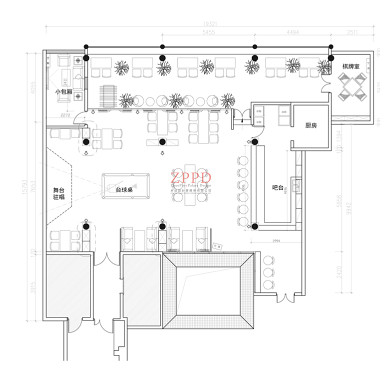 黄山老街酒吧改造_2209937