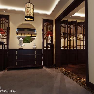 新中式别墅_2211057