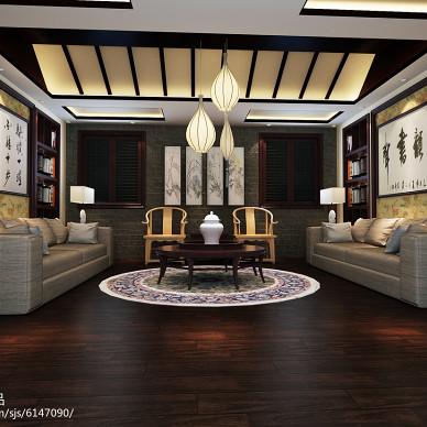 新中式别墅_2211058