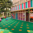 幼儿园室外装修图片