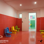 幼儿园卫生间装修图片