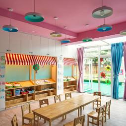 幼儿园教室吊顶装修图片