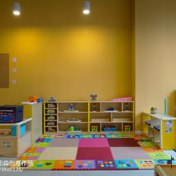 公装幼儿园上课区设计