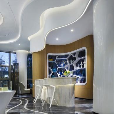 杭州长龙领航营销中心图片