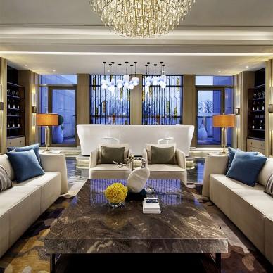 杭州长龙领航营销中心设计欣赏