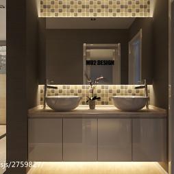 现代家装卫浴设计