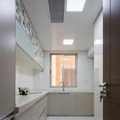 北欧家装设计厨房效果图