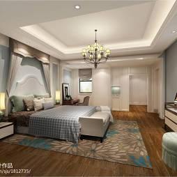 混搭风卧室设计