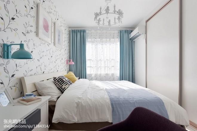 北欧风卧室装修设计