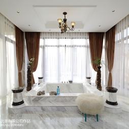 欧式格调卫浴设计
