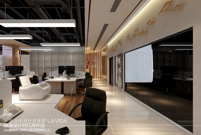 新中式/办公室设计_2231224