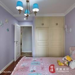 美式家装卧室设计