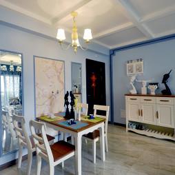 现代地中海餐厅设计