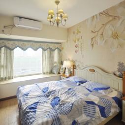 现代地中海卧室设计
