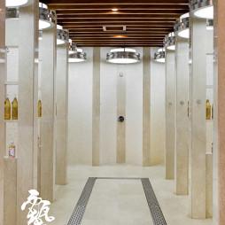 摩力瑜伽美容会所沐浴室