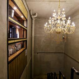 酒吧楼梯设计