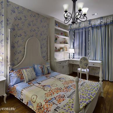 美式卧室装修图设计